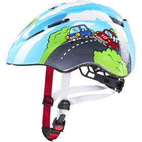UVEX Kid 2 Helm Kinder blue